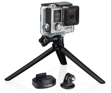GoPro ABQRT-002 tripod Digital/film cameras 3 leg(s) Black