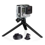 GoPro ABQRT-002 Digital/film cameras 3leg(s) Black tripod