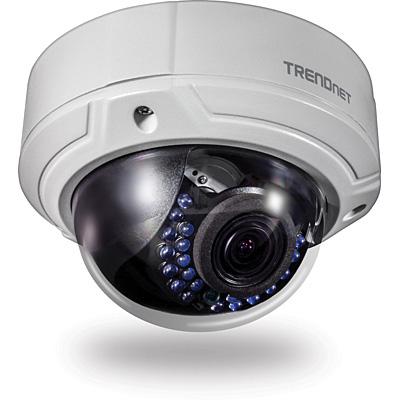 Trendnet TV-IP341PI security camera IP security camera Indoor & outdoor Dome Ceiling 1920 x 1080 pixels