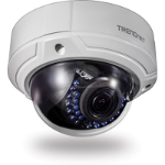 Trendnet TV-IP341PI IP security camera Indoor & outdoor Dome White 1920 x 1080pixels surveillance camera