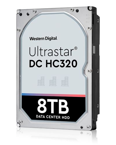 "Western Digital Ultrastar DC HC320 3.5"" 8000 GB SAS"