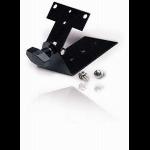 Valcom Mounting Bracket speaker mount Ceiling, Wall Metal, Plastic Black