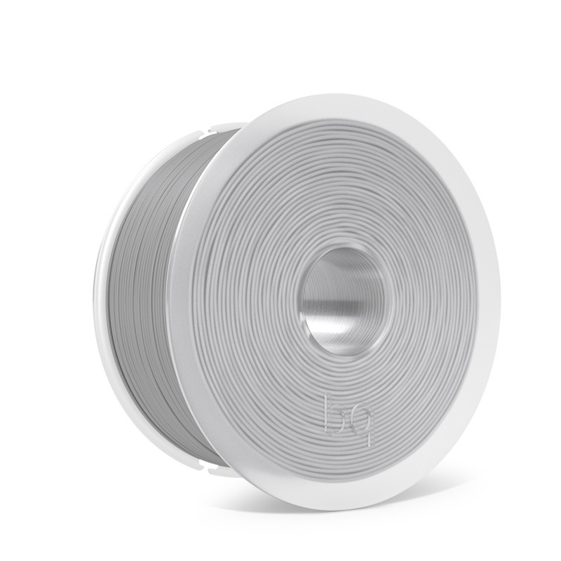PLA bq 1,75mm Ash Grey 1Kg for BQ 3D Printers and all printers that use 1.75mm filament