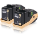 Epson Doble cartucho de tóner negro 6.5kx2