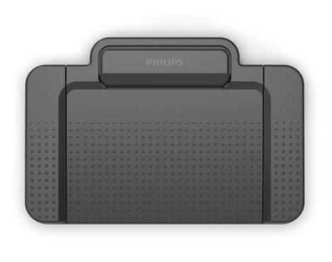 Philips ACC2310 USB Black