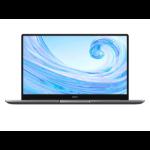 "Huawei MateBook D 15 Notebook 39.6 cm (15.6"") Full HD 10th gen Intel® Core™ i5 8 GB DDR4-SDRAM 512 GB SSD Wi-Fi 5 (802.11ac) Windows 10 Home Grey"