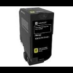 LNL SPC Lexmark CS725 Yellow HCRP Toner Level 2 (12k) 74C2HYE