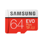 Samsung MB-MC64H memory card 64 GB MicroSDXC Class 10 UHS-I