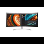 "LG 34BK95C-W computer monitor 34"" 3440 x 1440 pixels UltraWide Quad HD Curved Black,White"