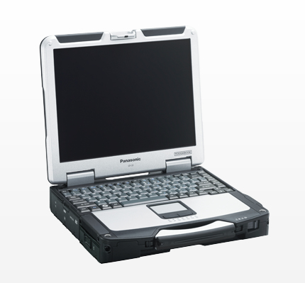 "Panasonic Toughbook CF-31 2.3GHz i5-5300U 13.1"" 1024 x 768pixels Touchscreen Black,Silver Notebook"