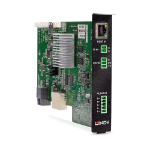 Lindy 38353 AV equipment interface card Internal HDBaseT Black