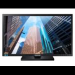 """Samsung S24E650DW 61 cm (24"""") 1920 x 1200 pixels WUXGA LED Black"""