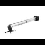 Peerless PSTA-1600 wall Aluminium,Black project mount