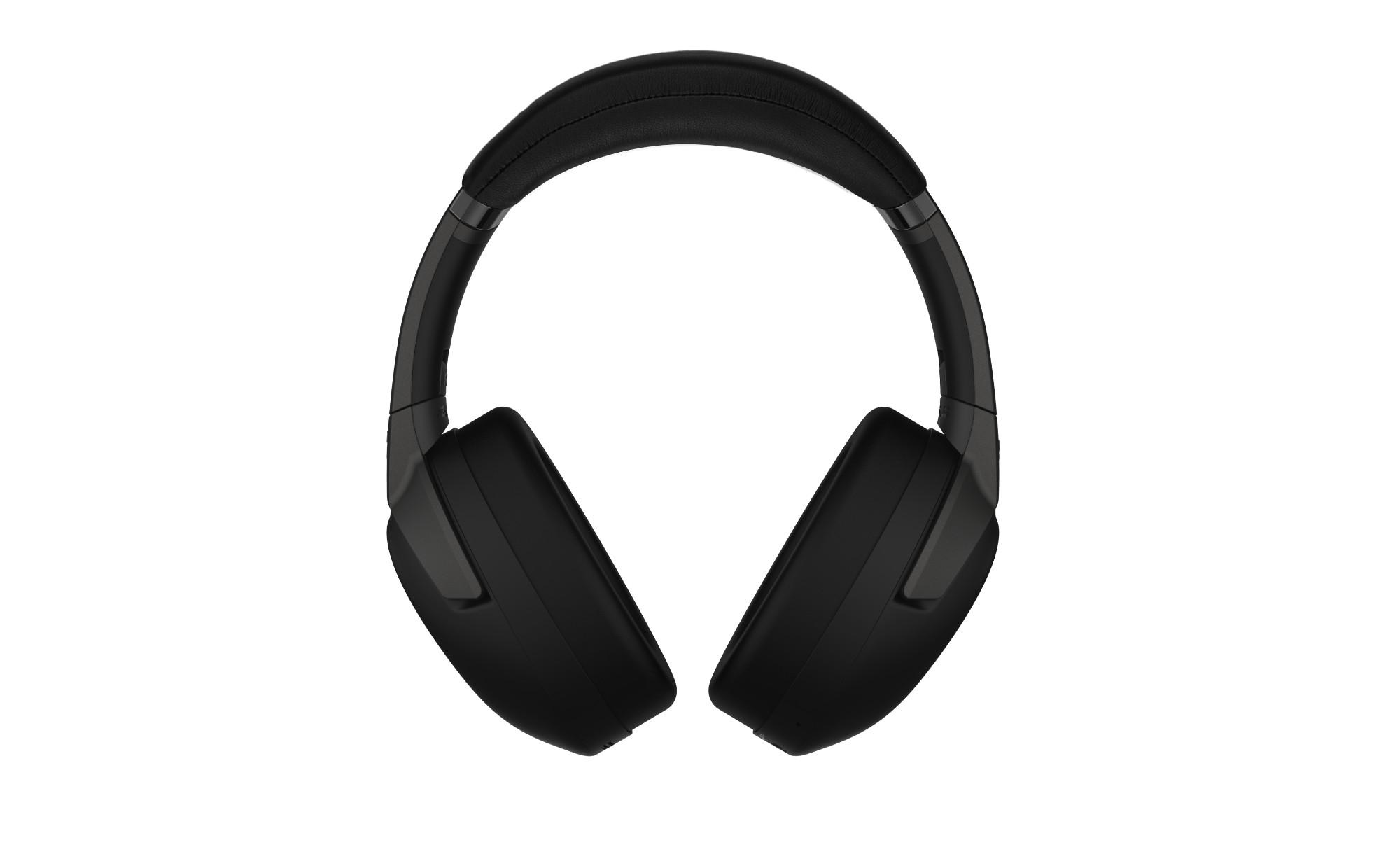 ASUS ROG Strix Go BT Headset Head-band 3.5 mm connector Bluetooth Black