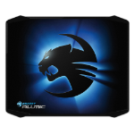 Roccat Alumic Double-Sided Gaming Mousepad with Gel Wristrest, 331 x 272 x 3 mm, Black (ROC-13-400)