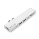 ALOGIC Ultra Dock Nano - Silver