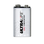 Ultralife U9VL-JPFP6 Non-Rechargeable Battery