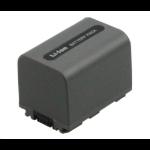 2-Power Camcorder Battery 7.2V 1500mAh