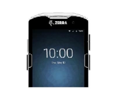 Zebra KT-TC51-SCRNP1-01 protector de pantalla PDA 3 pieza(s)