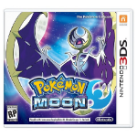 Nintendo Pokémon Moon Nintendo 3DS English video game