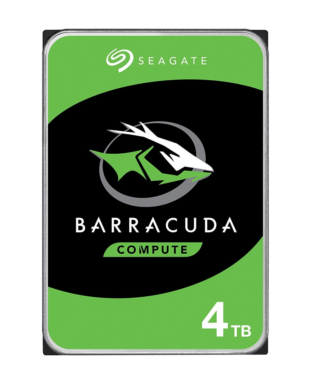 Seagate Barracuda Internal Hard Drive 4TB SATA 6Gb//s 256MB Cache 3.5-Inch ST400