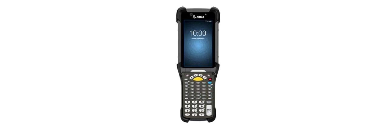 "Zebra MC9300 PDA 10,9 cm (4.3"") 800 x 480 Pixels Touchscreen 765 g Zwart"