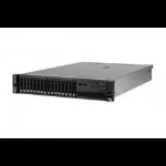 Lenovo System x3650 M5 server 147.6 TB 2.6 GHz 128 GB Rack (2U) Intel® Xeon® E5 v4 900 W DDR4-SDRAM