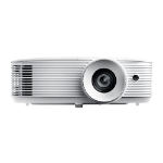 Optoma HD29He data projector 3600 ANSI lumens DLP 1080p (1920x1080) 3D Portable projector White