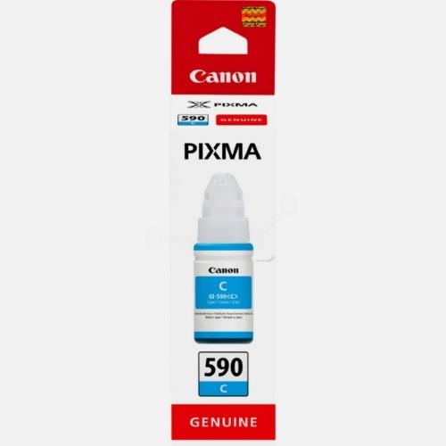 Canon 1604C001 (GI-590 C) Ink cartridge cyan, 7K pages, 70ml