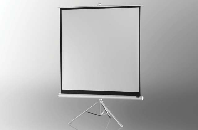 Celexon Eco - 133cm x 75cm - 16:9 - White - Tripod Projector Screen