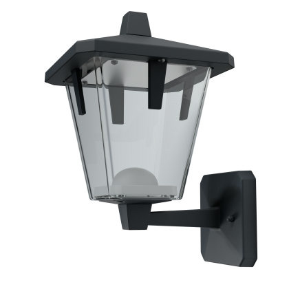Osram Endura Outdoor wall lighting Black