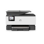 HP OfficeJet Pro 9012 All-in-one wireless printer Print,Scan,Copy from your phone, Instant Ink ready & voice activated (works with Alexa and Google Assistant) 1KR50B#BHC