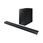 Samsung HW-Q70R/XU soundbar speaker 3.1 channels 330 W Black