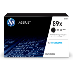 HP CF289X (89X) Toner black, 10K pages