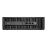 HP 800G2SFF / Platinum / i5-6500 / 4GB / 500GB 7200 / W10p64 / SuperMulti DVDRW / 3