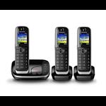Panasonic KX-TGJ323E DECT Caller ID Black