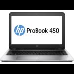 "HP ProBook 450 G4 + Elite x3 2.50GHz i5-7200U 15.6"" 1366 x 768pixels Silver Notebook"
