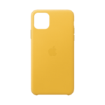 "Apple MX0A2ZM/A?ES funda para teléfono móvil 16,5 cm (6.5"") Amarillo"