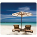 Fellowes Earth Series Mouse Pad Beach Chairs