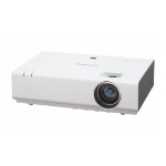 Sony VPL-EW235 Portable projector 2700ANSI lumens 3LCD WXGA (1280x800) White data projector