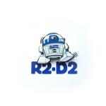 TARGET R2-D2 3D Mini Wall Light
