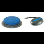 AbleNet Big Beamer & Original Receiver Black, Blue