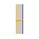 Apple MJFY3ZM/A smartwatch accessory Band Weiß Nylon