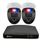 Swann SWDVK-446802SL video surveillance kit Wired 4 channels
