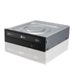 LG Hitachi-LG (GH24NSD5) DVD Re-Writer, SATA, 24x, M-Disk Support, OEM