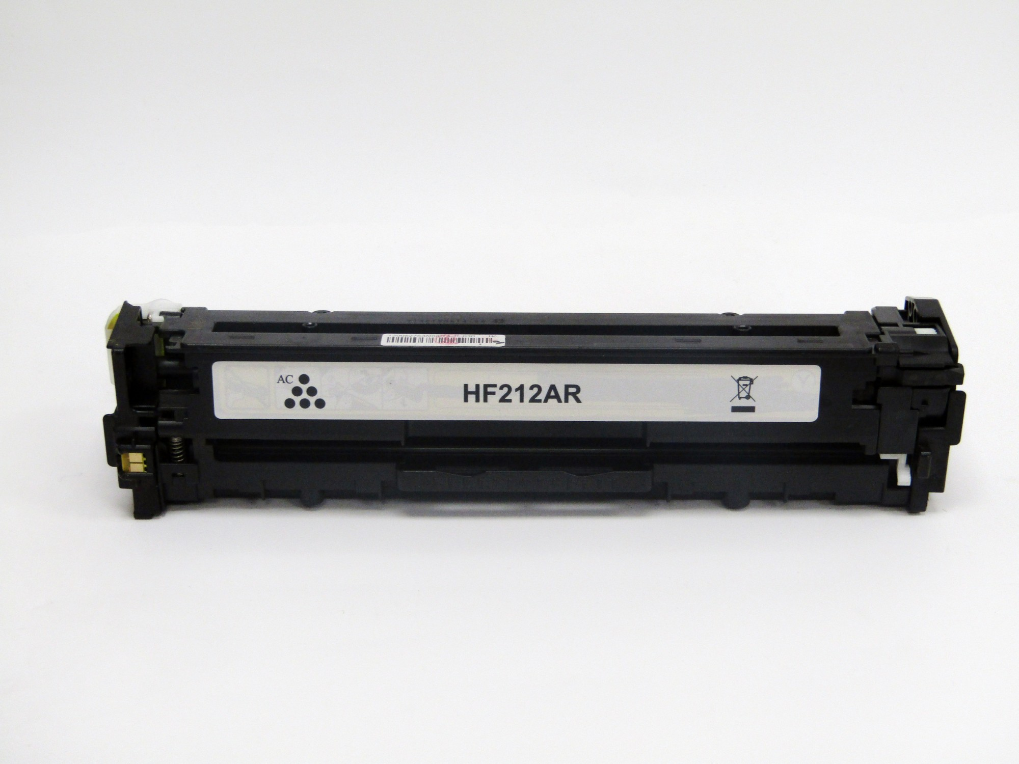 Remanufactured HP CF212A (131A) / Canon CRG-731Y Yellow Toner Cartridge