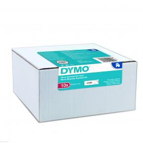 DYMO 2093098 (D1) DirectLabel-etikettes, 19mm x 7m, Pack qty 10
