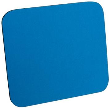Mouse Pad. Cloth. Blue