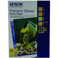 Epson Premium Glossy Photo Paper - A4 - 20 Sheets
