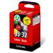 Lexmark 80D2951 (32+33) Printhead multi pack, 200 pg + 190 pg, Pack qty 2